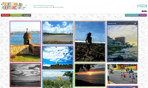Puerto Rico by Puerto Ricans website unveiled earlier in the year.