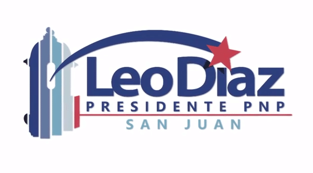 Logo and branding for Leo Diaz' San Juan Run
