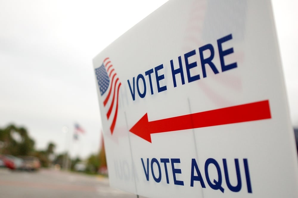 What voting impact do Latino groups have?