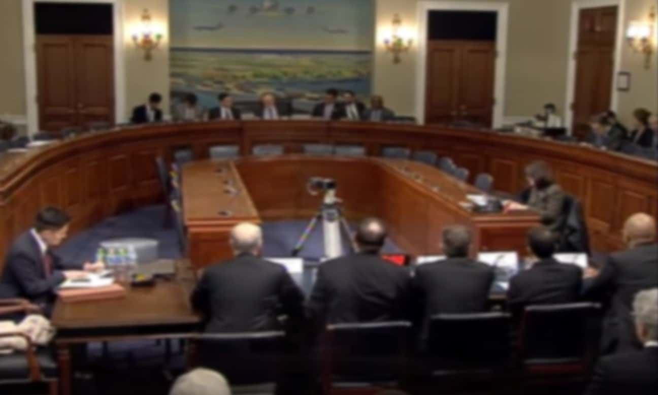 Congress House Committee On Natural Resources