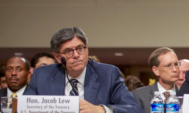 Jacob Lew calls on Congress to allow Puerto Rico to file for bankrupcy