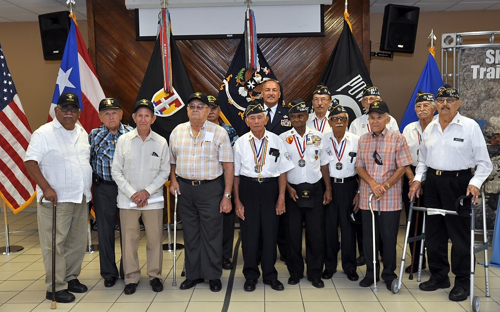 Pierluisi Announces Ceremony to Award the Congressional Gold Medal to the 65th Infantry Regiment