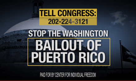 Dark money group spends $200,000 on ads opposing Puerto Rico debt relief bill