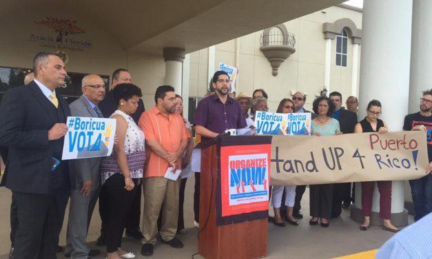 Central Florida Community demands action as Puerto Rico defaults on debt payment