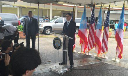 Treasury Secretary visits Puerto Rico as debate over crisis continues