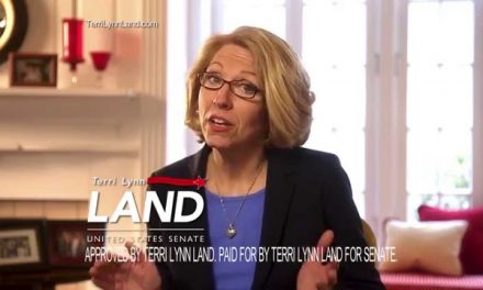 Really, Terri Land?