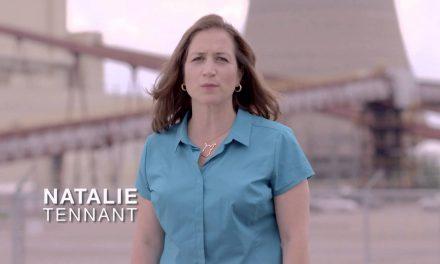 Natalie Tennant shuts down the White House