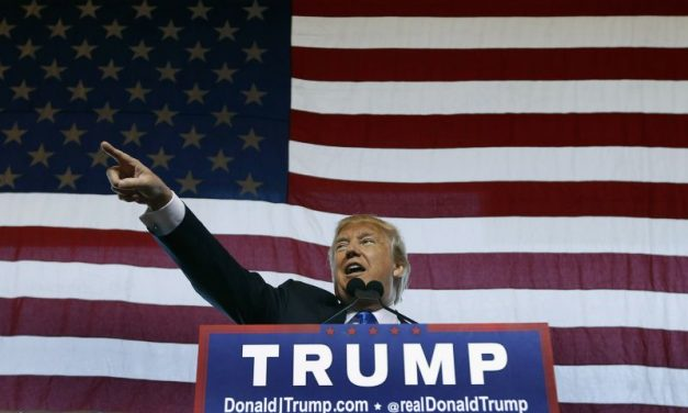 Donald Trump down in the polls after rough week on the trail