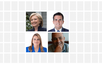 Clinton, Rosselló, González and Ferrer win in Puerto Rico primaries