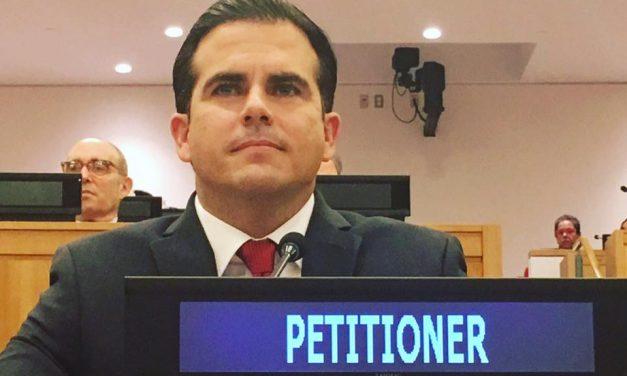Sanchez Valle prompts UN discussion on lack of Puerto Rican sovereignty