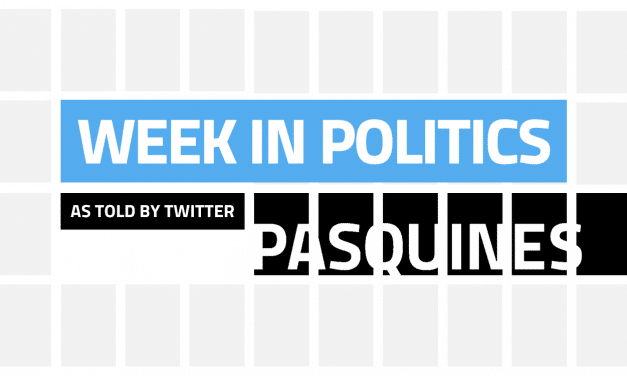 Puerto Rico's August 22-26 political week in tweets