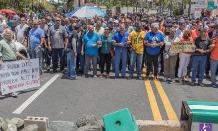 As PROMESA is implemented, protests begin in Puerto Rico