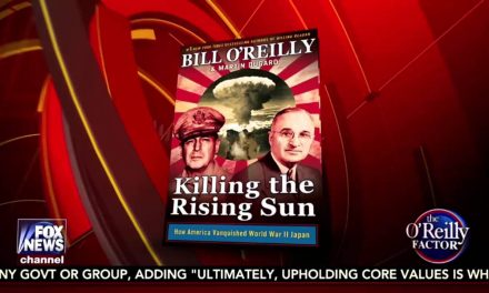 Book of the week: Killing the Rising Sun
