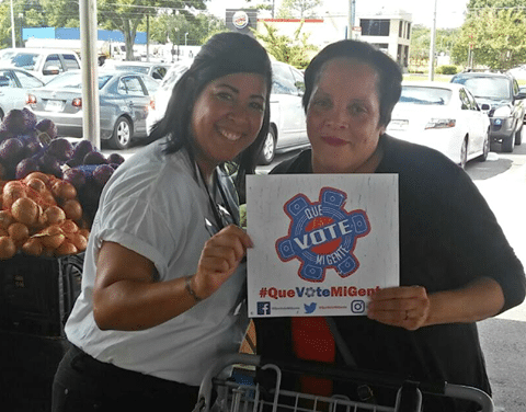 Groundswell of grassroots organizing mobilizes Puerto Rican voters in Florida