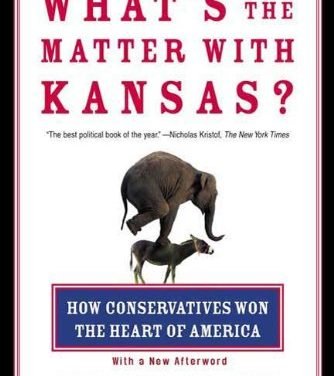 Book of the Week: What's Wrong With Kansas?