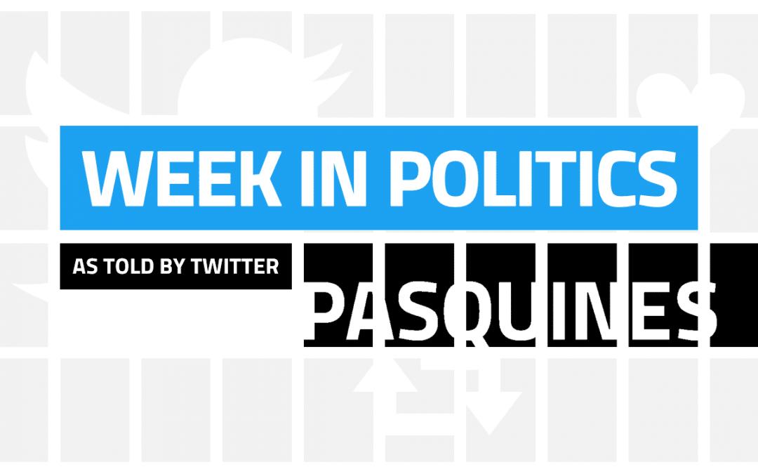 US Territories' August 6-12, 2018 news week in tweets