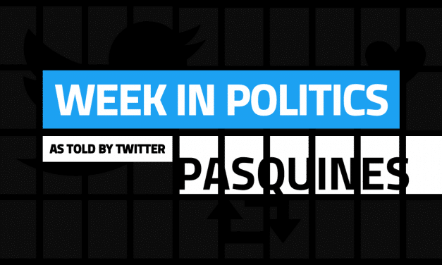 Puerto Rico's March 20 – 26, 2017 political week in tweets