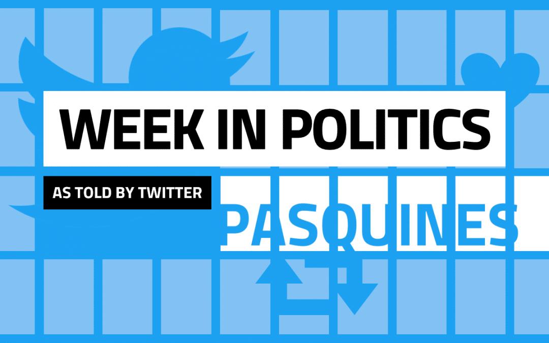 US Territories' June 4-10, 2018 news week in tweets