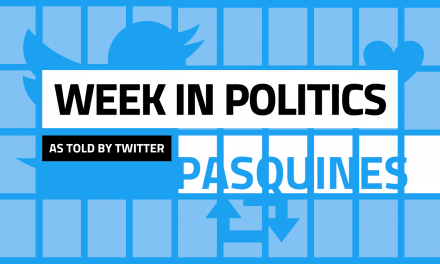 Puerto Rico's November 6-12, 2017 political week in tweets
