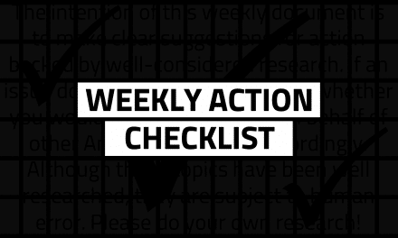 What to do this week of April 19, 2020