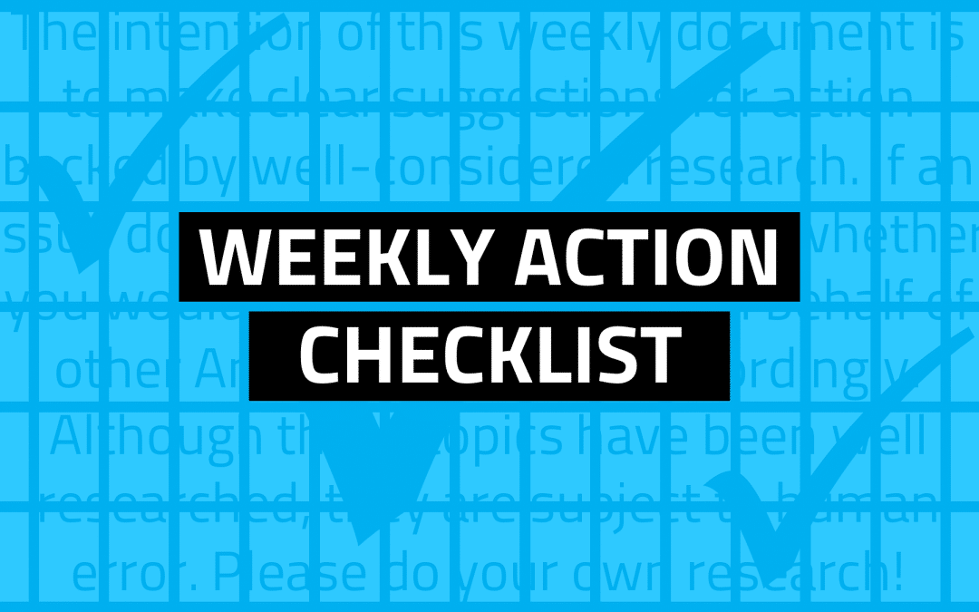 What to do this week of November 3, 2019