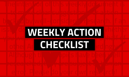 What to do this week of October 20, 2019