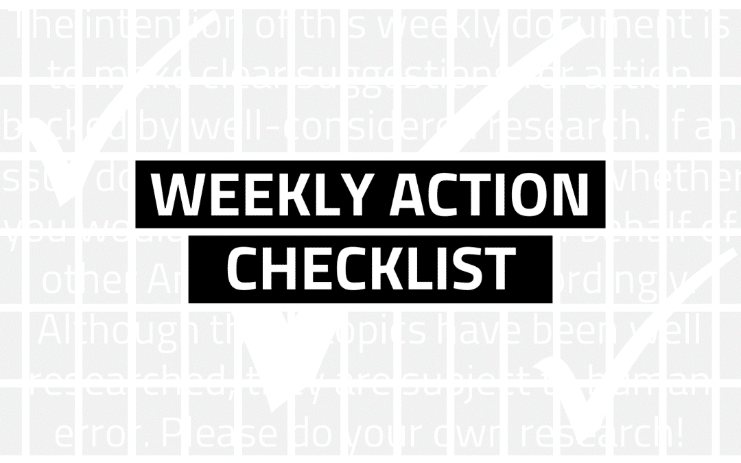 What to do this week of December 6, 2020