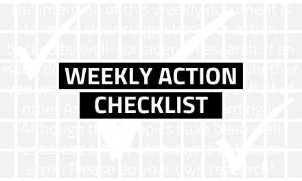 What to do this week of March 31, 2019