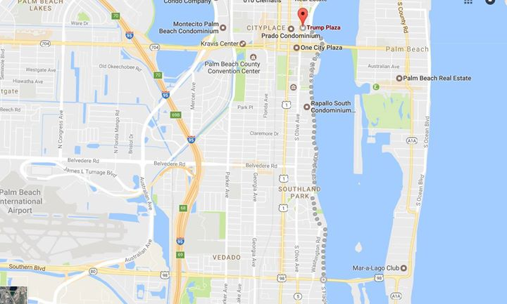 Is West Palm Beach Safe For Irma