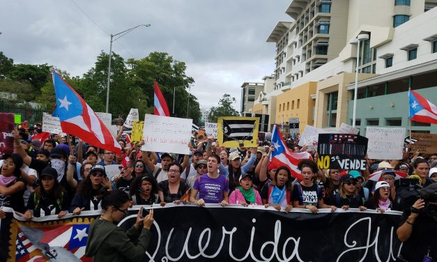 Economic crisis protests escalate in Puerto Rico with general strike