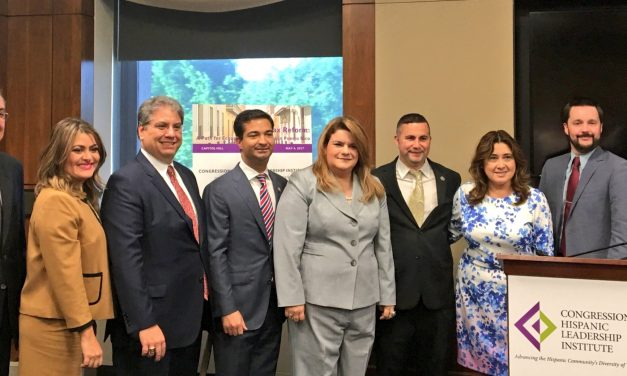 Jenniffer González promotes DC discussion of US Tax Reform impact on Puerto Rico