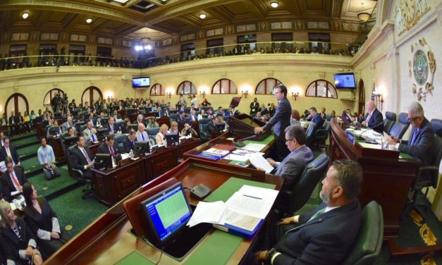 Puerto Rico Governor gives territorial budget address