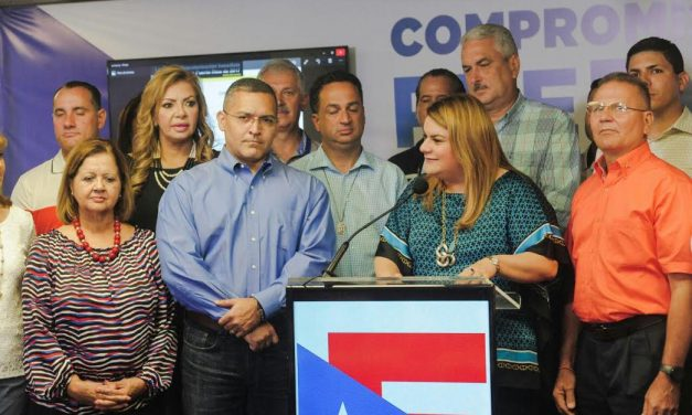 "Resident Commissioner: ""The time for Puerto Rico's equality has come"""