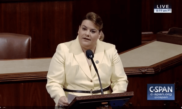 Puerto Rico Congresswoman demands Congressional action on statehood