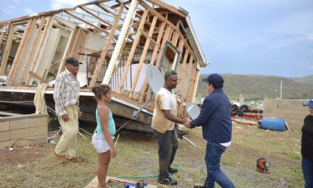 Federal help for Caribbean territories after Hurricane Irma