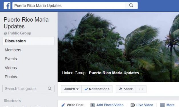 Amidst a communications blackout, citizens turn to social media to find information