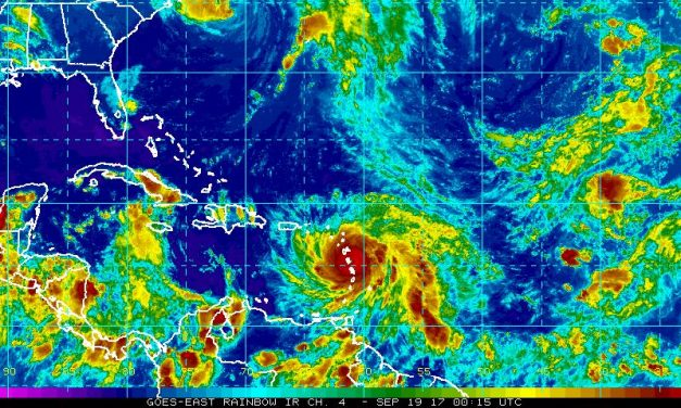 Puerto Rico, US Virgin Islands prepare for category 5 Hurricane María