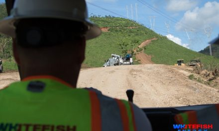 Financing issues interrupt electrical grid rehabilitation in Puerto Rico