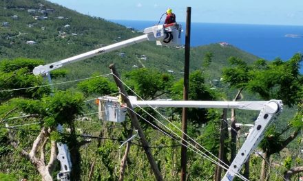 US Virgin Islands on track to restore power