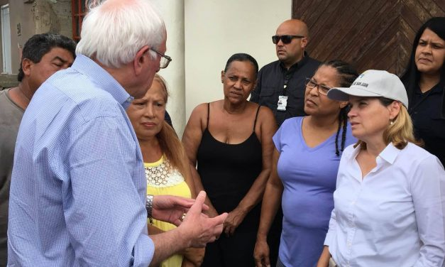 "The future of Senator Sanders' ""Marshall Plan"" for Puerto Rico and the US Virgin Islands"
