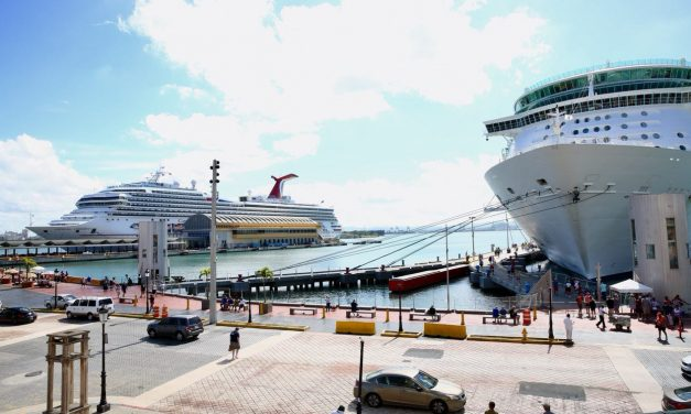 Puerto Rico tourism takes off