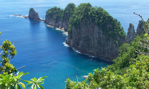 American Samoa, and its dependence on US National Park funding