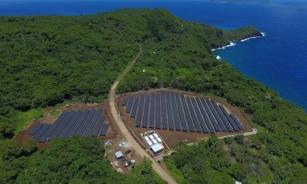 US territories leading on switch to solar energy