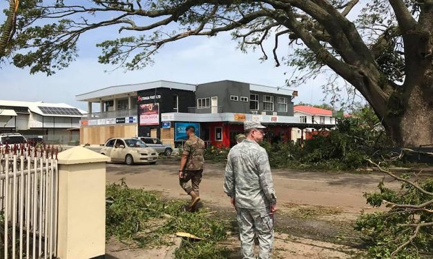 Three Weeks after Cyclone Gita, state of disaster declared