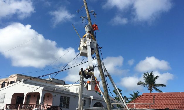 US Virgin Islands set to rebuild power grid