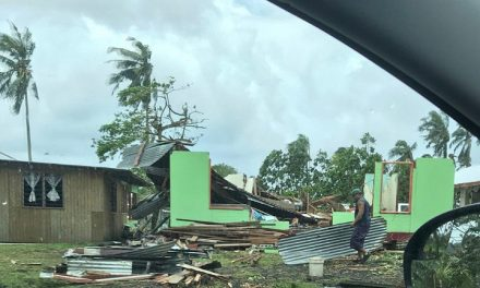 Starkist Samoa donates $50,000 in disaster relief