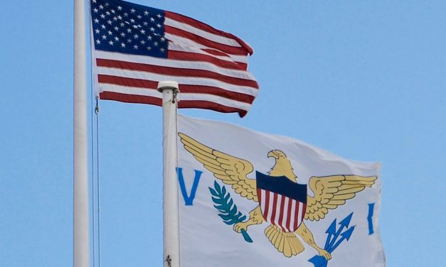 The US Virgin Islands are constitution-less