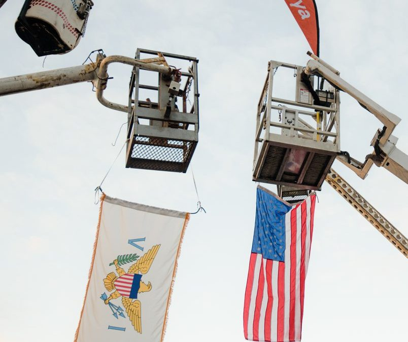 US Virgin Islands working to restore telecommunications