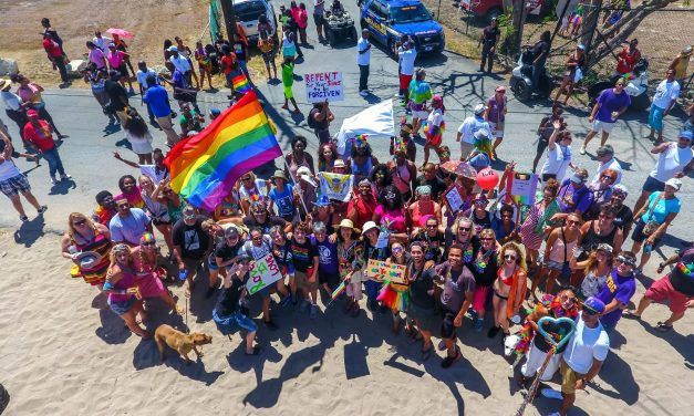 US Virgin Islands hold first Pride parade