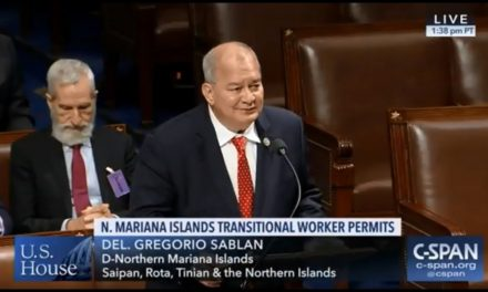 Northern Marianas Islands Workforce Act to provide relief for small businesses